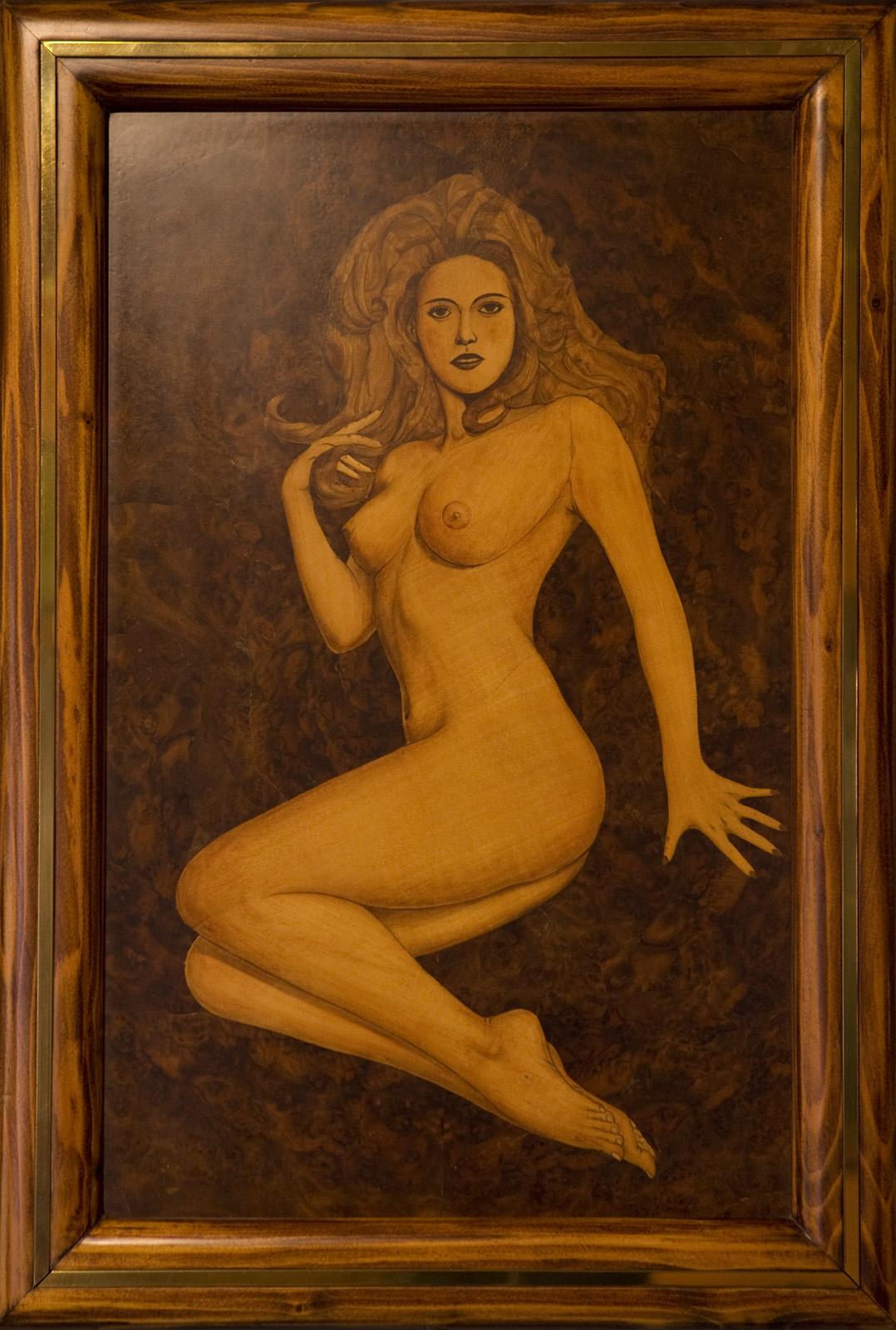 Opere arte intarsio legno quadri e varie tecniche Venezia | Carlo ...